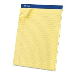 Ampad Perforated Writing Pad