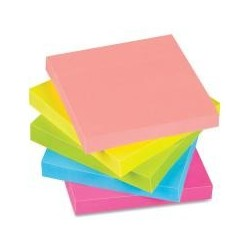 Avery Perforated Sticky Note