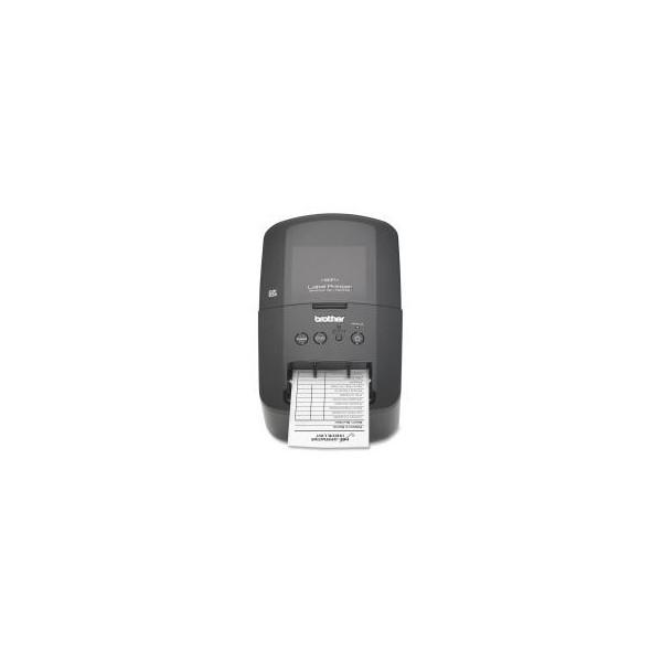 Desktop Monochrome BRTQL720NW Brother QL-720NW Direct Thermal Printer Label Print