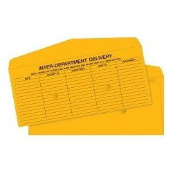 Business Source Ruled Interdepartmental Envelopes
