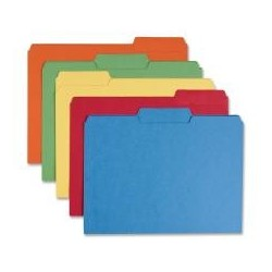 Sparco Interior File Folder