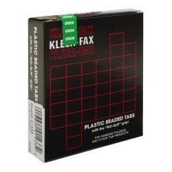 Kleer-Fax 1/3 Cut Hanging...